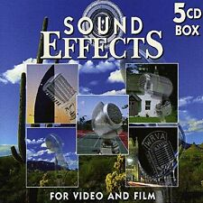 Sound Effects for..-1- Various Artists Audio CD