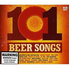 101 Beer Songs Various Audio CD
