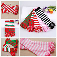 Wholesale Baby leg girl boy toddler legging arm leg warmers sock holiday pack