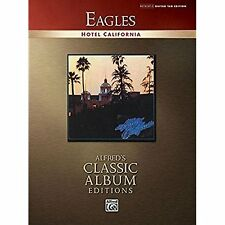 Hotel California: Authentic Guitar-tab Eagles