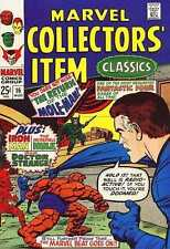 Marvel Collectors' Item Classics #16 in Fine - condition. FREE bag/board