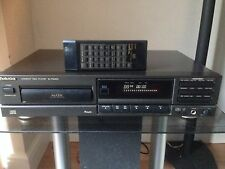 Technics SL-PG200A 4 Bit DAC Cd Player with Remote, Leads & Instructions. boxed