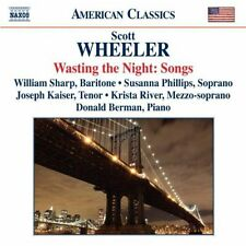 Wasting the Night: Songs S. Wheeler CD