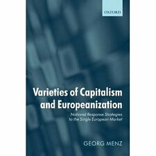 Varieties of Capitalism and Europeanization: National Response Strategies to the