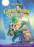 DISNEYS GREAT MOUSE DETECTIVE (DVD, 2002,Includes Insert)