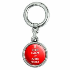 Shoe Sneaker Shoelace Charm Decoration Keep Calm and A-H