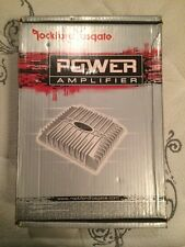 Rockford Fosgate Power 551s 2 Channel 550 Watt Amplifier