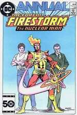 Fury of Firestorm (1982 series) Annual #3 in Very Fine + condition