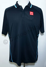 UNIQLO Novak Djokovic Polo Shirt Australian Open 2015 (Navy)