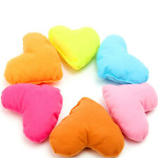Fashion baby Dog Toy Pet Nest Puppy Plush Toys Pink Heart-Shaped Pillow SN