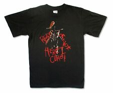A Nightmare on Elm Street Here I Come Mens Black T Shirt New Official