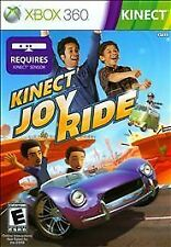 Kinect Joy Ride (Microsoft Xbox 360, 2010) w/Manual  LN HC3