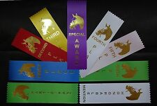 Horse show, Award Place Event Prize Participant Ribbons Your choice