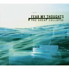 The Great Collapse Fear My Thoughts Audio CD