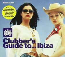 Clubber's Guide to Ibiza - Summer 2001: Mixed By Tall Paul and Fergie