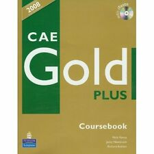 CAE Gold Plus Coursebook, CD ROM Pack Nick Kenny