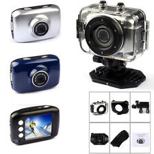 720 HD LCDHelmet Sport DV Digital Video Action Waterproof Camera Camcorder NEW