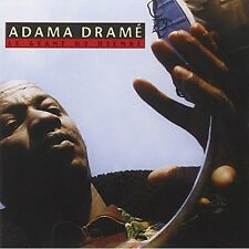 The Giant of the Djembe Adama Drame Audio CD