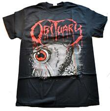 OBITUARY cause of death T-SHIRT NEW S M L XL XXL band authentic