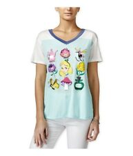 Disney Womens Alice In Wonderland Graphic T-Shirt