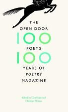 The Open Door : One Hundred Poems, One Hundred Years of Poetry Magazine Hard LN!
