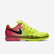 Nike Zoom Vapor 9.5 Tour Mens Tennis Shoes Volt Black Hyper Pink RIO 631458 706