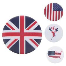 1.7inch National Flag World Map Button Badge Pin-Back Badge Tin Plate Badge