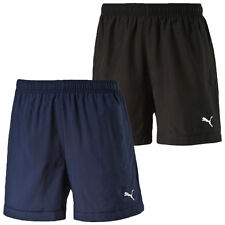 """new 2016 Puma 5"""" Woven Mesh Lined Gym Training Essential Shorts  with Pockets"""