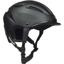 Tipperary Sportage 8500 Riding Helmet - Matte Black and Navy Blue - All Sizes