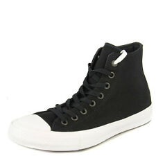 New Men's Converse Chuck Taylor All Star Ii Hi Black/white Footwear Hi-top Sneak