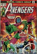 Avengers (1963 series) #129 in Very Fine - condition. FREE bag/board