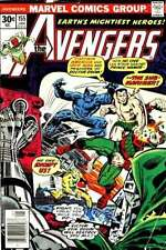 Avengers (1963 series) #155 in Very Fine + condition. FREE bag/board