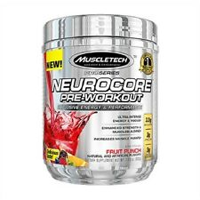 **NEW** Muscletech Pro Series Neurocore Pre Workout 50 serving FREE TRACKED POST