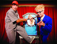 2 TICKETS TO MURRAY CELEBRITY MAGICIAN COMEDY MAGIC SHOW IN LAS VEGAS