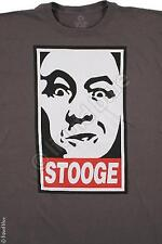 THE THREE STOOGES-CURLY THE STOOGE-MOE LARRY & CURLY- T-SHIRT M-L-XL-XXL