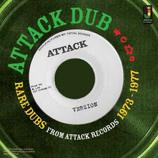 ATTACK DUB RARE DUBS FROM ATTACK RECORDS 73 LP VINYL BRAND NEW (US)