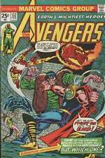 Avengers (1963 series) #132 in Very Fine - condition. FREE bag/board