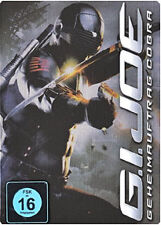 G.I. JOE  [Limited Steelbook Edition]