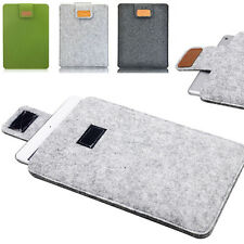 """Woolen Felt Sleeve Pouch Bag Case Protect Cover for Kindle Fire 7"""" HD 8"""" Tablets"""