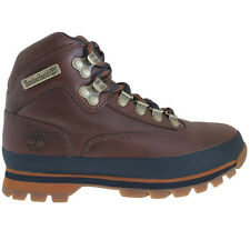 Timberland Euro Hiker Leather Womens Girls Hiking Lace Up Boots 8250A D91
