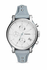 NEW Fossil Original Boyfriend Ladies Chronograph Watch - ES3820