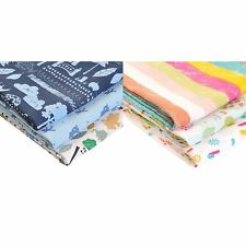In The Night Garden Official Baby Boys/Girls Multi-Purpose Muslin Square Cloths