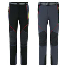 Mens Quick Dry Outdoor Hiking Fishing Wicking Breathable Casual Pants Trousers