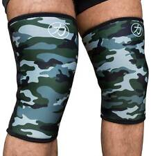 Strength Shop 7mm Neoprene Camo Knee Sleeves - Powerlifting Strongman