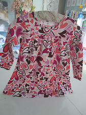 NWT Hanna Andersson Girls  Heart Dress Playdress 90