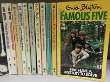 Enid Blyton - The Famous Five - 11 Books Collection! (ID:40914)