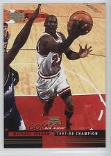 2008-09 Upper Deck Lineage Mr June #MJ-6 Michael Jordan Chicago Bulls Card