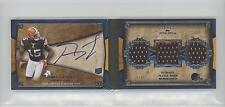 2011 Topps Five Star Futures 3-Piece Autographed Book #FSFA3-GL Greg Little Auto