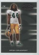 2002 Playoff Honors Rookie Stallions #RS-35 Najeh Davenport Green Bay Packers