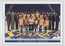 2005-06 Rittenhouse WNBA #106 Los Angeles Sparks (WNBA) Team RC Basketball Card